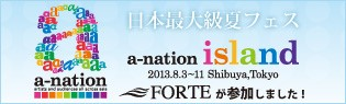 2013a-nationにFORTEブース出展